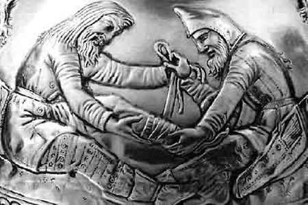 Наши предки - скифы, сарматы,  анты, славяне…  испокон веков  были убежденными вегетарианцами?